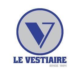 Logo de Le Vestiaire